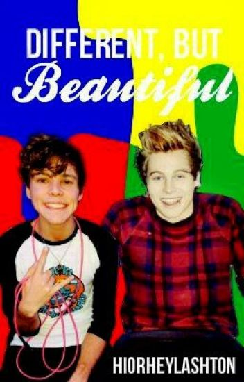 Different, But Beautiful » Lashton