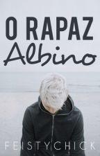 O Rapaz Albino by FeistyChick