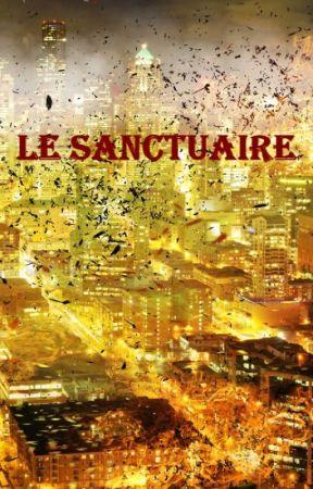 Le Sanctuaire by JulienKornman