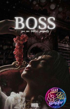 ʙᴏss [ᴋᴏᴏᴋɢɪ +18] | #Wattys2019 by hyeoljong_