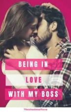 MaNan ~Being In Love With My Boss by psychoticshades