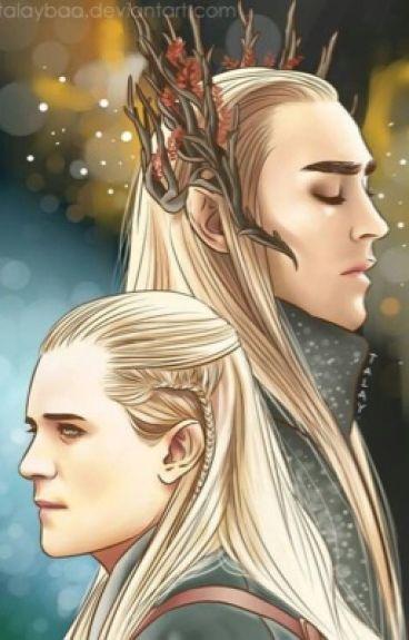 I Slapped the Elven King (a Thranduil fan fiction)