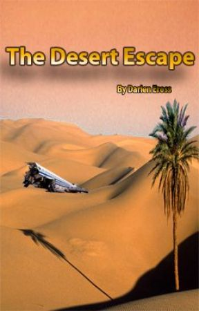 The Desert Escape by bowchickawow