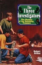 THE MYSTERY OF THE VANISHING TREASURE by 333investigators