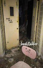 [C] Backstabber • JJK KTH by JEONKUKG