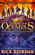 Heroes of Olympus Blood Of Olympus by mockingjayspartan