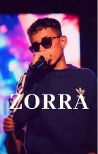 Zorra - Trueno by Lihla_Trueno