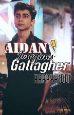 Aidan Gallagher Imagines by HAPPYKIDDI