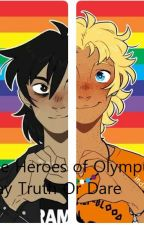 The Heroes of Olympus play Truth or Dare (Completed) by demigodbrat