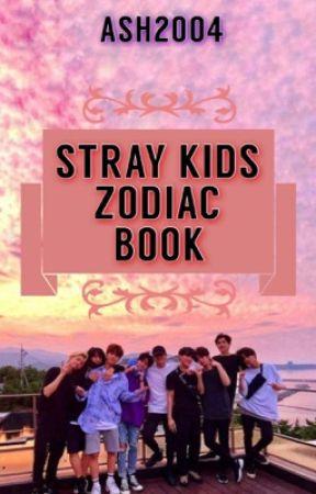 Stray Kids Zodiac Book by Ash2oo4