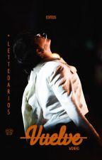 Vuelve - Wonho by Lettedarios