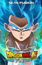 Dragon Ball Super: Gogeta by ShuuS2