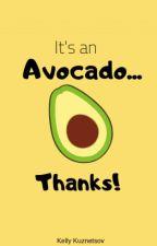 It's an Avocado... Thanks! | Plots by Imaginary_Capable16