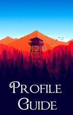 Profile Guide by newlywrittenbooks