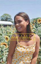 dear dahlia, | james. rodríguez ✧ by hazardsbooty