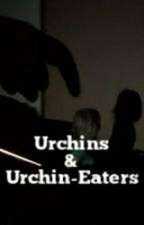 Urchins & Urchin-Eaters by RawEggShells