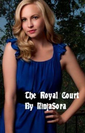 The Royal Court by NinjaSora