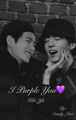 [Vkook] I purple you