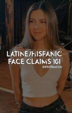 Latinx/Hispanic Face Claims 101 by spideycapsenses