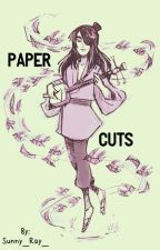 Paper Cuts (BNHA x Male Reader) by Sunny_Ray_