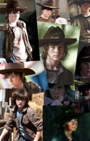 Carl Grimes/Chandler Riggs Imagines by -southsiden