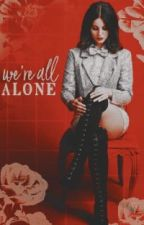 We're  All  Alone |~| Marvel soulmate fic by SPOOKY_JANELLE