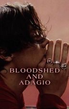 Bloodshed and Adagio • H.S by harrysdimpless94
