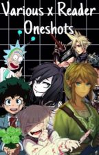 Various X Reader Oneshots! [Anime and Games + Others] by S-enpaii