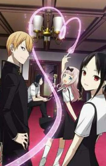 Kaguya Sama:Love is War x Liar!M!Reader