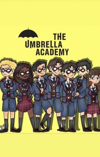 Memy z The Umbrella Academy🌂☂️