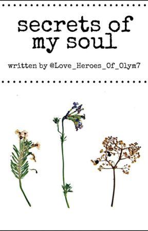 Secrets Of My Soul by _-_nefelibata_-_