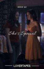 SHE'S SPECIAL ▹ hosie by eternaldxrkjosie