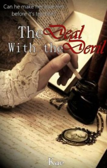 The Deal With The Devil (Book One of the Blood-Mate Series)