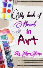 My book of Heart in Art by KerryPaiges