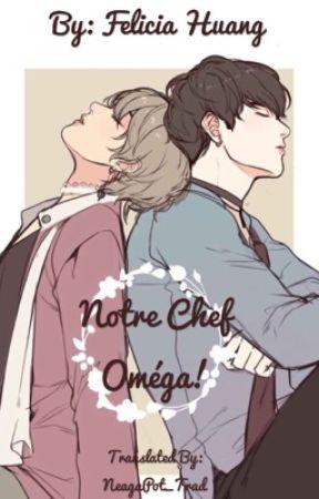 Notre Chef Oméga! | Jinggyo (Taekook) by NeagaPot_Trad