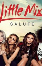 Little Mix Salute by huglife18