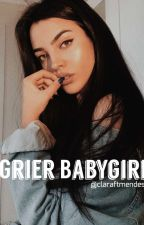 Grier's Babygirl; Instagram, Hayes Grier. by claraftmendes