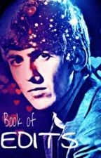 My Book Of Edits by ClassicRockLover04