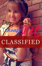 Diary of a Teenage Girl: Classified(on hold) by hamsandwhich2