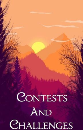 Contests and Challenges by newlywrittenbooks