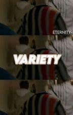 variety. by _heekiii
