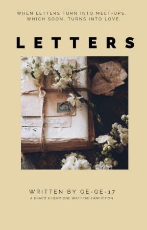 Letters {Draco x Hermione} by Ge-Ge-17