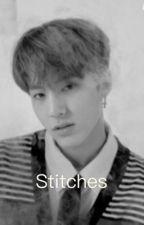 Stitches|| Eric x Sunwoo by randomstorys990