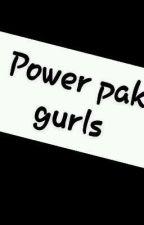 the power pak gurls by SKEPTER11