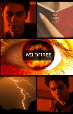 Wildfires ¤ Stiles Stilinski  by puxding