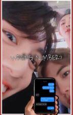 wrong number? ┊jikook by gayffee