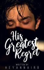 His Damn Regret by heyannairb