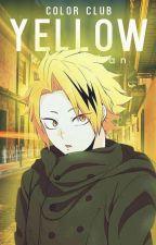 Color Club: Yellow; Boku No Hero Academia by Kery-chan