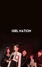 Girl Nation   𝙆𝙥𝙤𝙥 𝙂𝙧𝙤𝙪𝙥 by seokiesprite