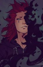 A Nobody... (Axel X Reader) by melzdawn